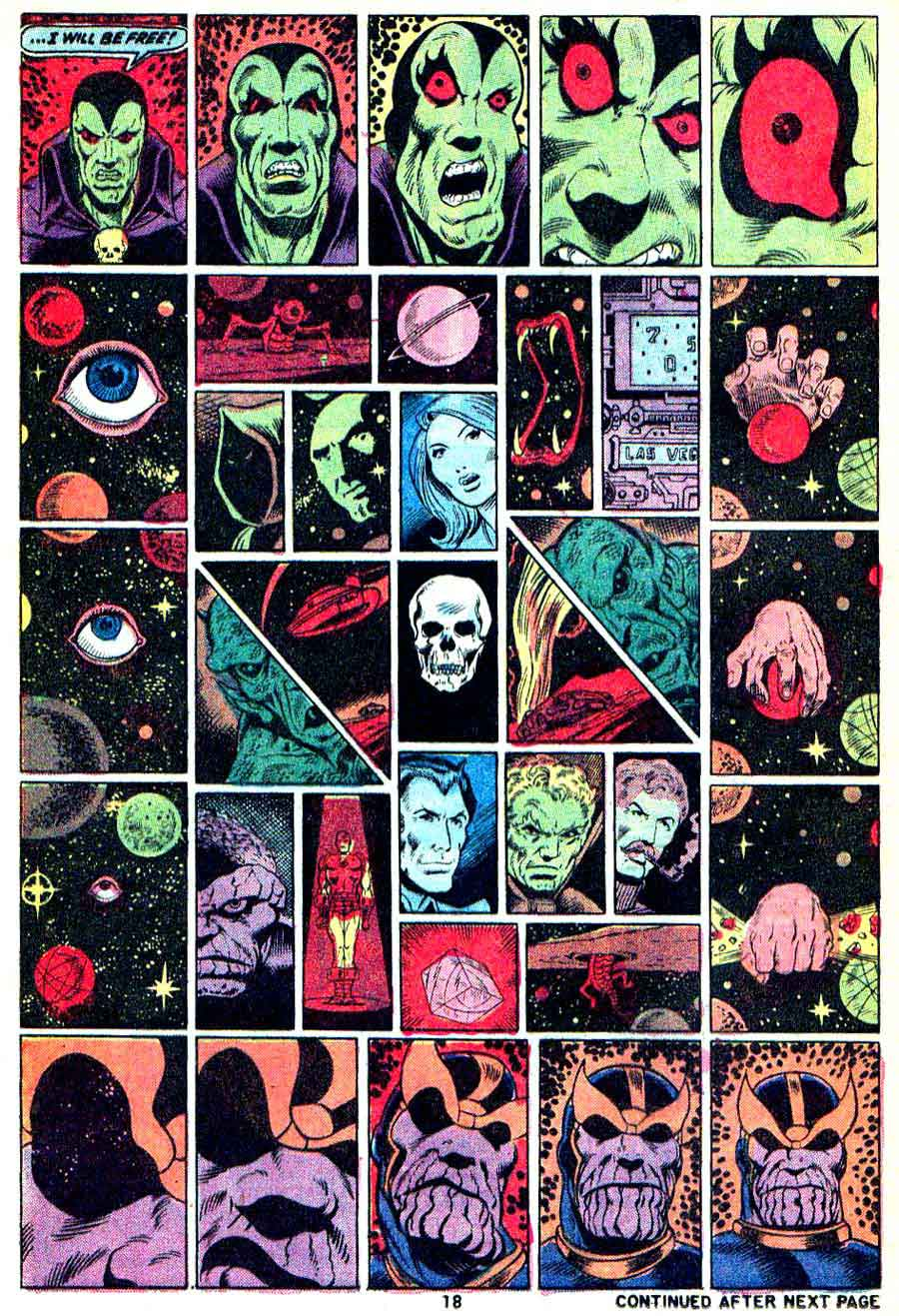 Image result for jim starlin warlock