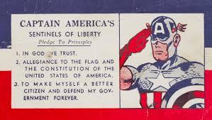 Sentinels of Liberty Membership Card