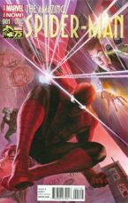 Amazing Spider-Man #1 Alex Ross