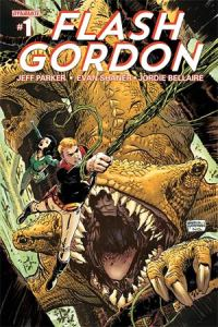 Flash Gordon Gabriel Hardman