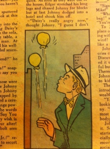"""""""Guarding an Heiress: A Johnny Thunder Story"""""""