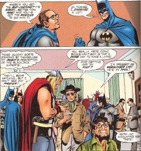 Batman 237 Neal Adams part scene