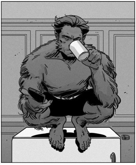 Beast by Evan Doc Shaner