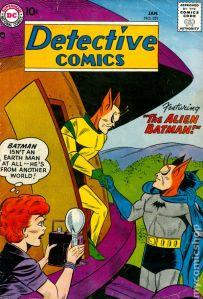 Detective Comics 251 Sheldon Moldoff