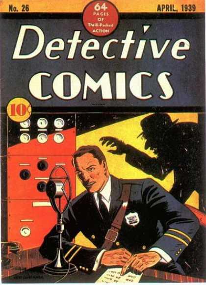 Detective Comics 26
