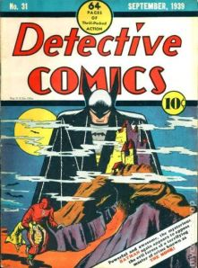 Detective Comics 31 by Bob Kane