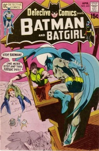 Detective Comics #410 Adams