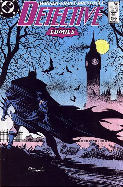 Detective Comics Breyfogle