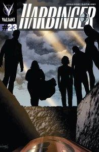 Harbinger #23_COVER_ Mico SUAYAN
