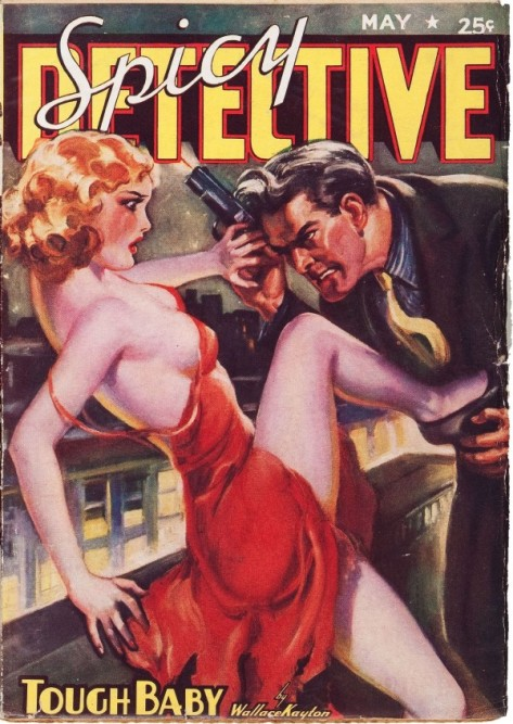 Spicy-Detective-Stories May 1938