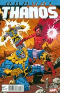 Thanos Annual #1 Starlin