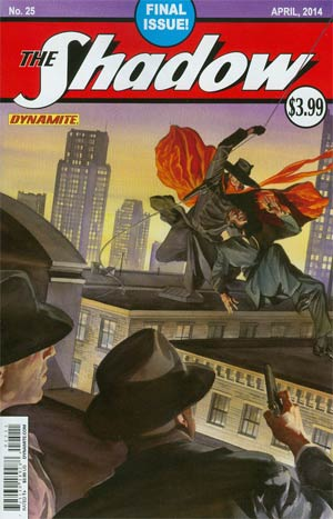 The Shadow #25 Alex Ross