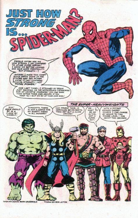 Amazing SpiderMan Annual 15