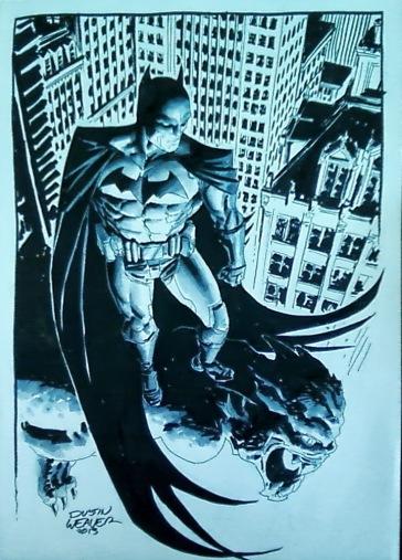 Batman Dustin Weaver
