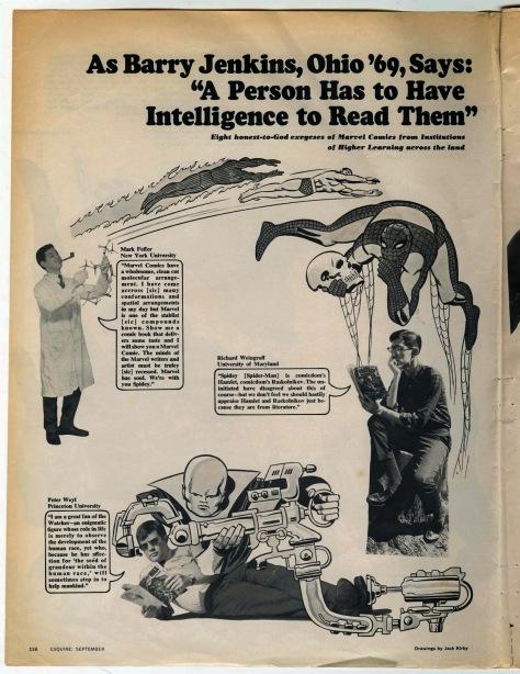 Esquire Magazine 1966