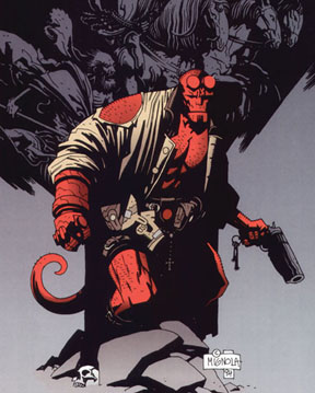 Hellboy Mignola