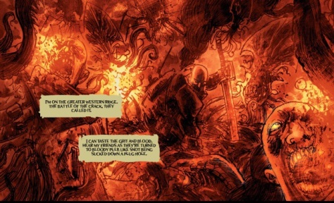 Squidders be Squidding-Pat from The Squidder #1 by Ben Templesmith