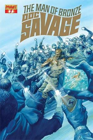 Doc Savage 7 Alex Ross