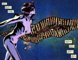 Fatale 23 double page spread