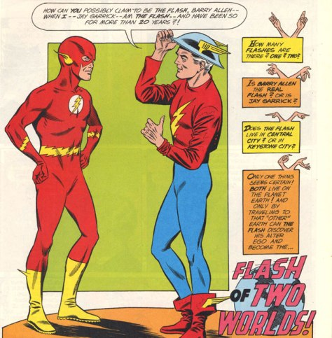 Flash Meets Flash