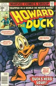 Howard the Duck 12