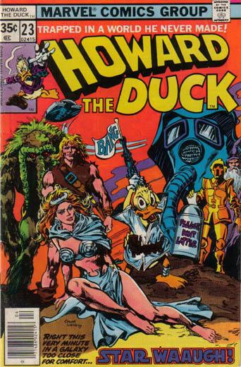 Howard the Duck (Earth