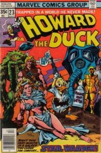 Howard the Duck 23