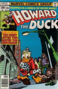 Howard the Duck 24 Gene Colan