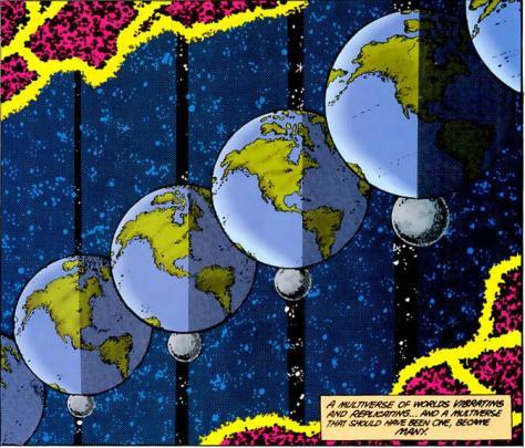 Multiverse Earths