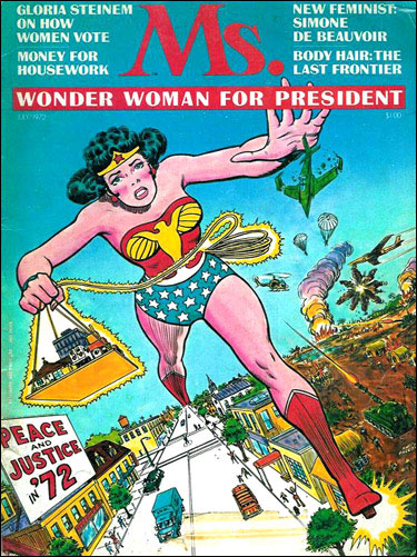 Wonder Woman Ms
