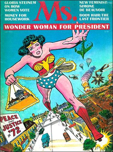 Wonder Woman Ms