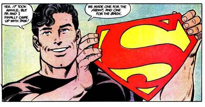 Clark Kent mos