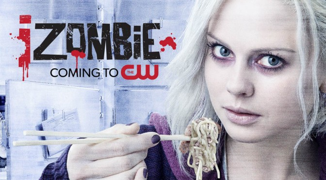 The CW's Finest: Flash and iZombie Seasons 1