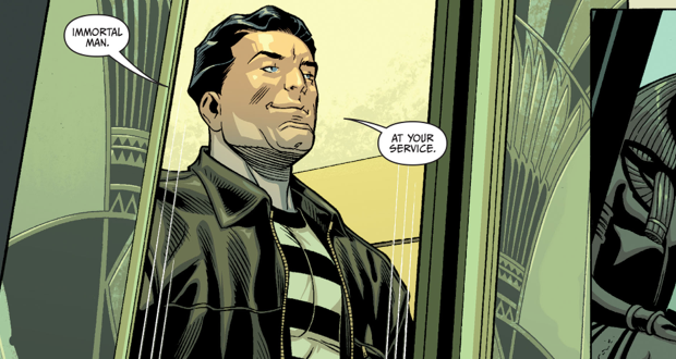 This Week's Finest: Multiversity, Society of Super-Heroes