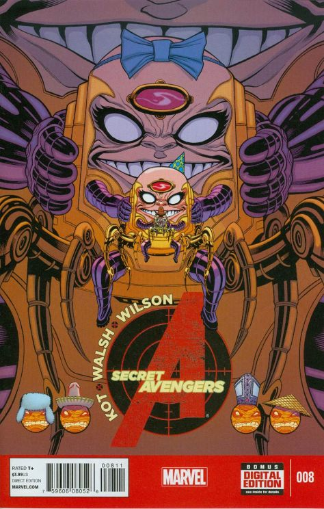 Secret Avengers 8