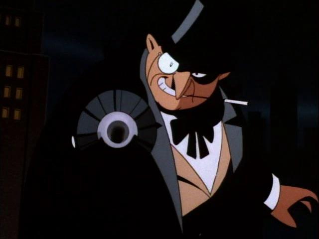 Batman Penguine= 2