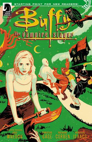 Buffy Season 10 8