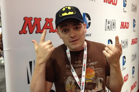 Scott Snyder Picture