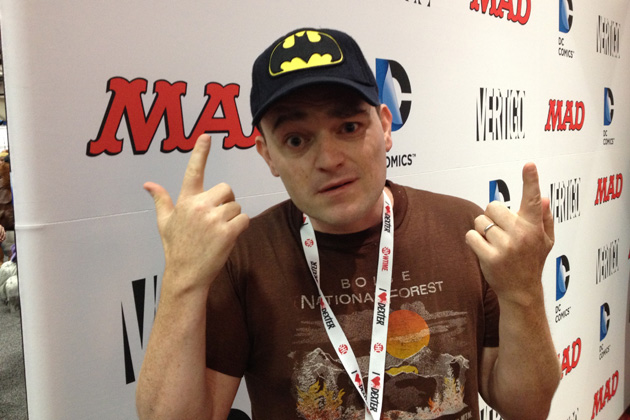 SCOTT SNYDER: WITCH HUNTER