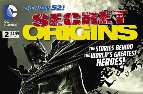 Secret Origin Batman