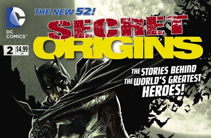 Secret Origin Batman