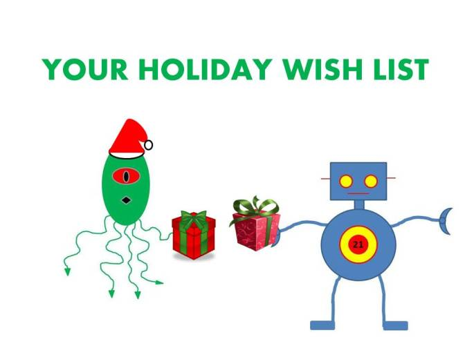 Your Holiday Wish List