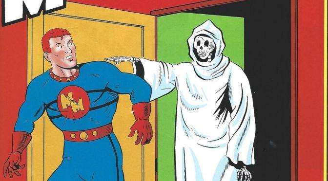 Decoding Marvelman – Cracking the Secret Code of a British Superhero