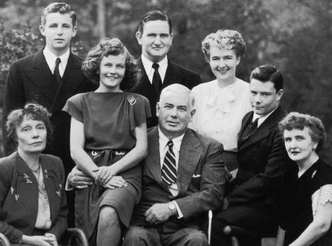 Marston family