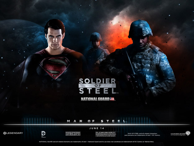 """""""Super-Soldiers"""":  The U.S. Military's Controversial Sponsorship of Superhero Films"""