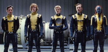 X-Men Uniforms