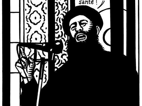 The Last Cartoon From Charlie Hebdo