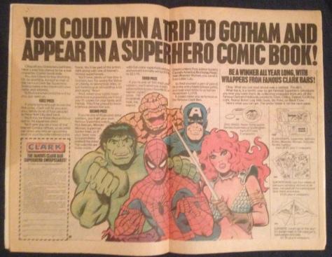 Clark Superhero