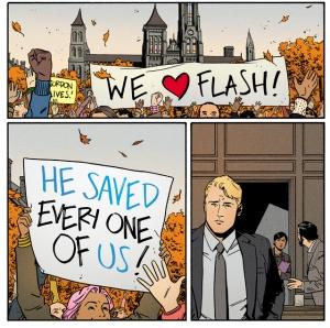 Flash Gordon 8 We Love Flash