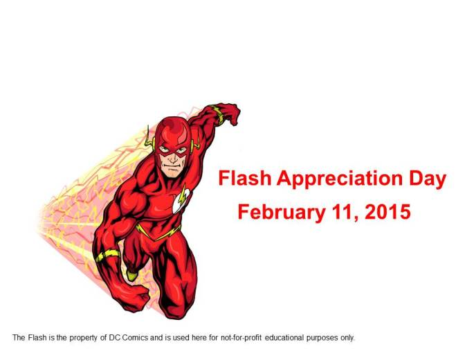 Flash Appreciation Day Challenge – Dan DiDio, Jim Lee, and Geoff Johns